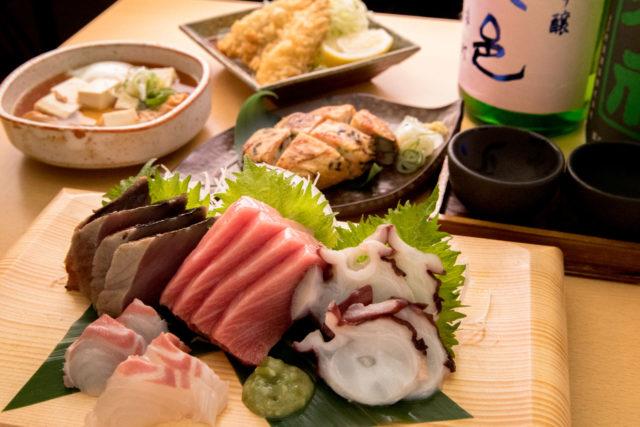 小岩和食居酒屋魚たもminiお食事メニューの画像