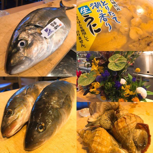 魚の美味しい金曜日の画像