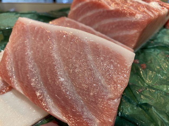 小岩魚たも原価テイクアウト大トロの画像