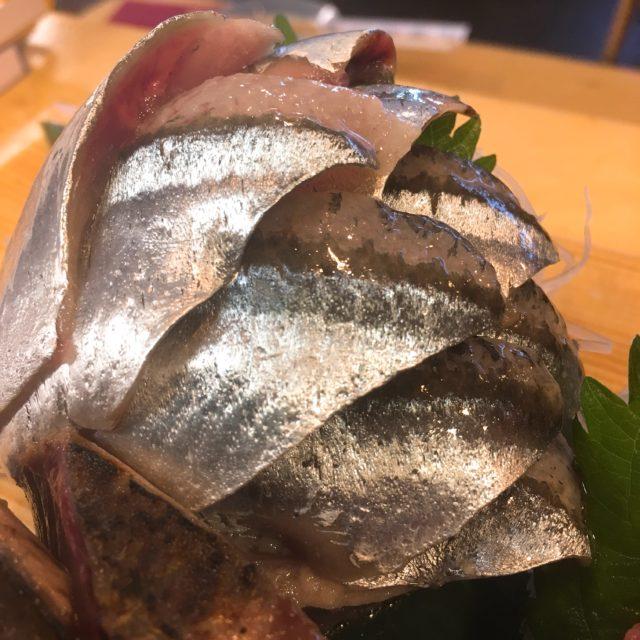 新秋刀魚入荷の画像